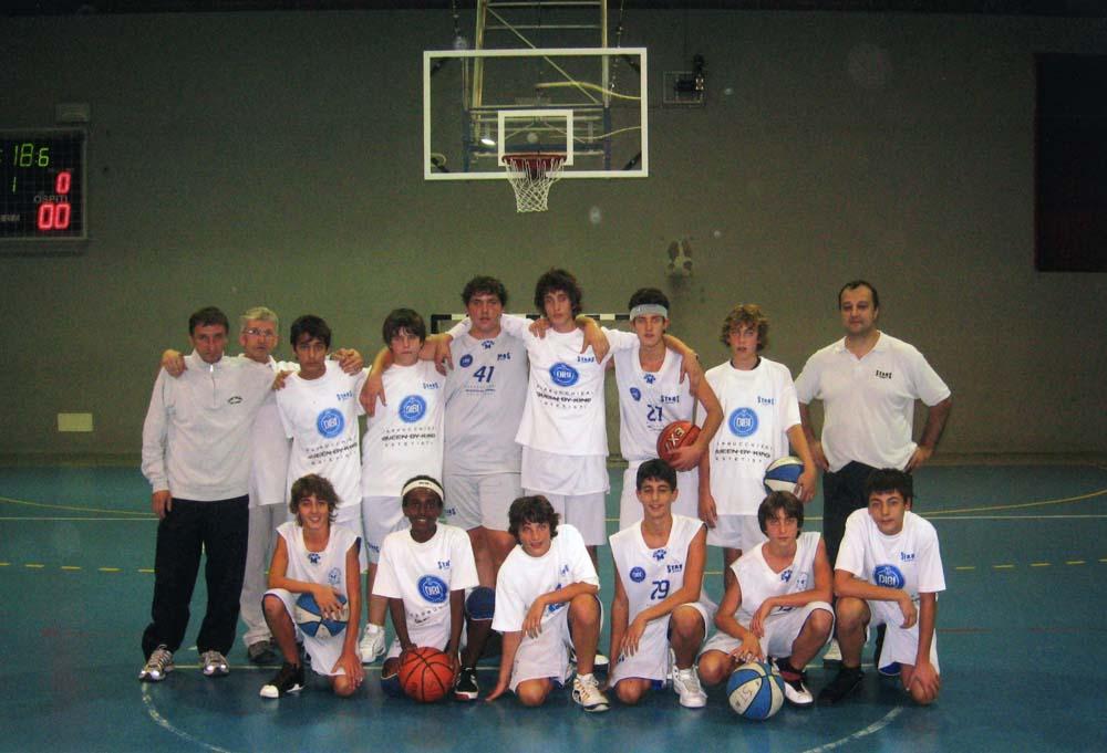 Stars Basket Bologna -Annata 1994 -95