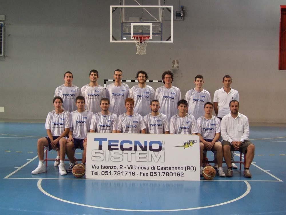 Stars Basket Bologna - Stagione 2010 2011 - SERIE D