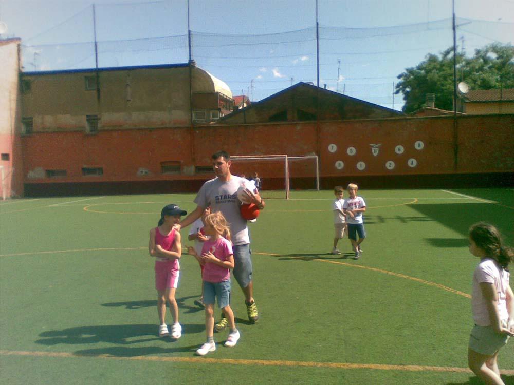 Stars Basket Bologna - CAMP alla SALUS