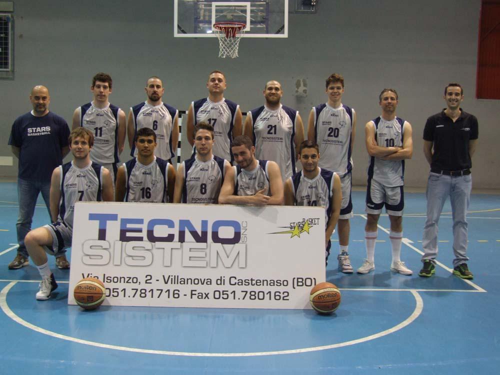 Stars Basket Bologna - Serie D