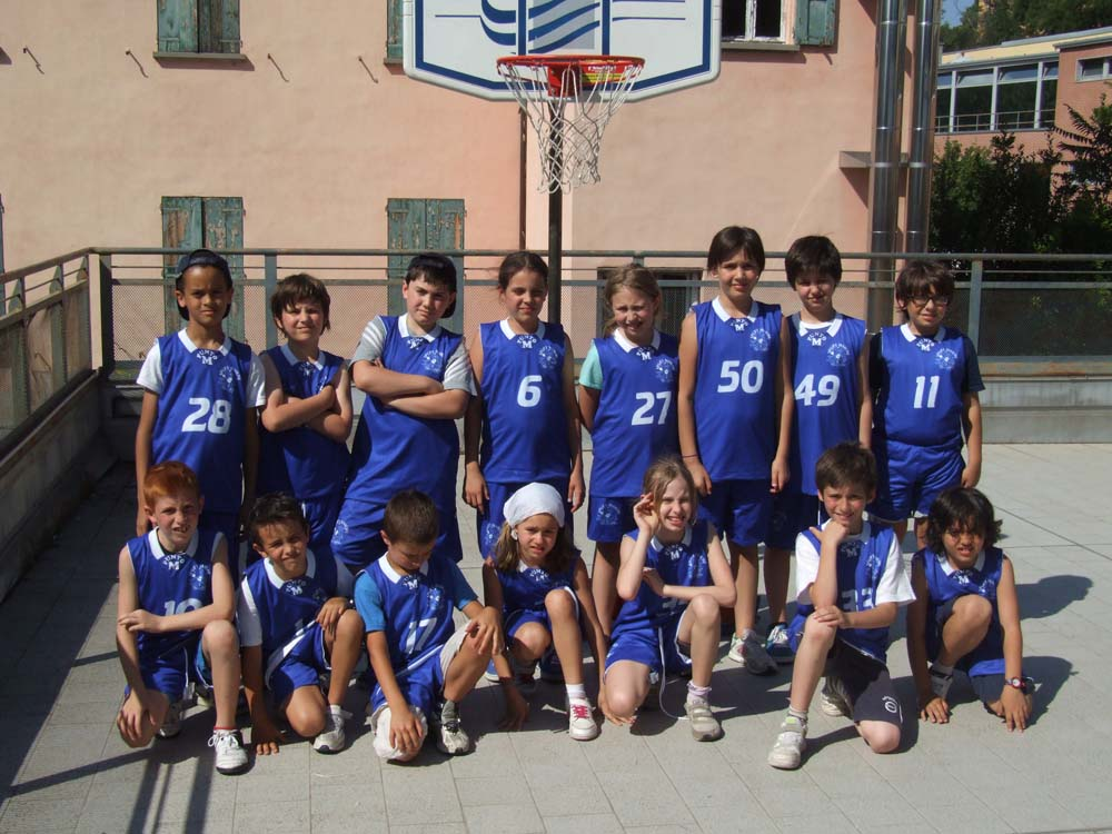 Stars Basket Bologna - Minibasket 2003 - 2004