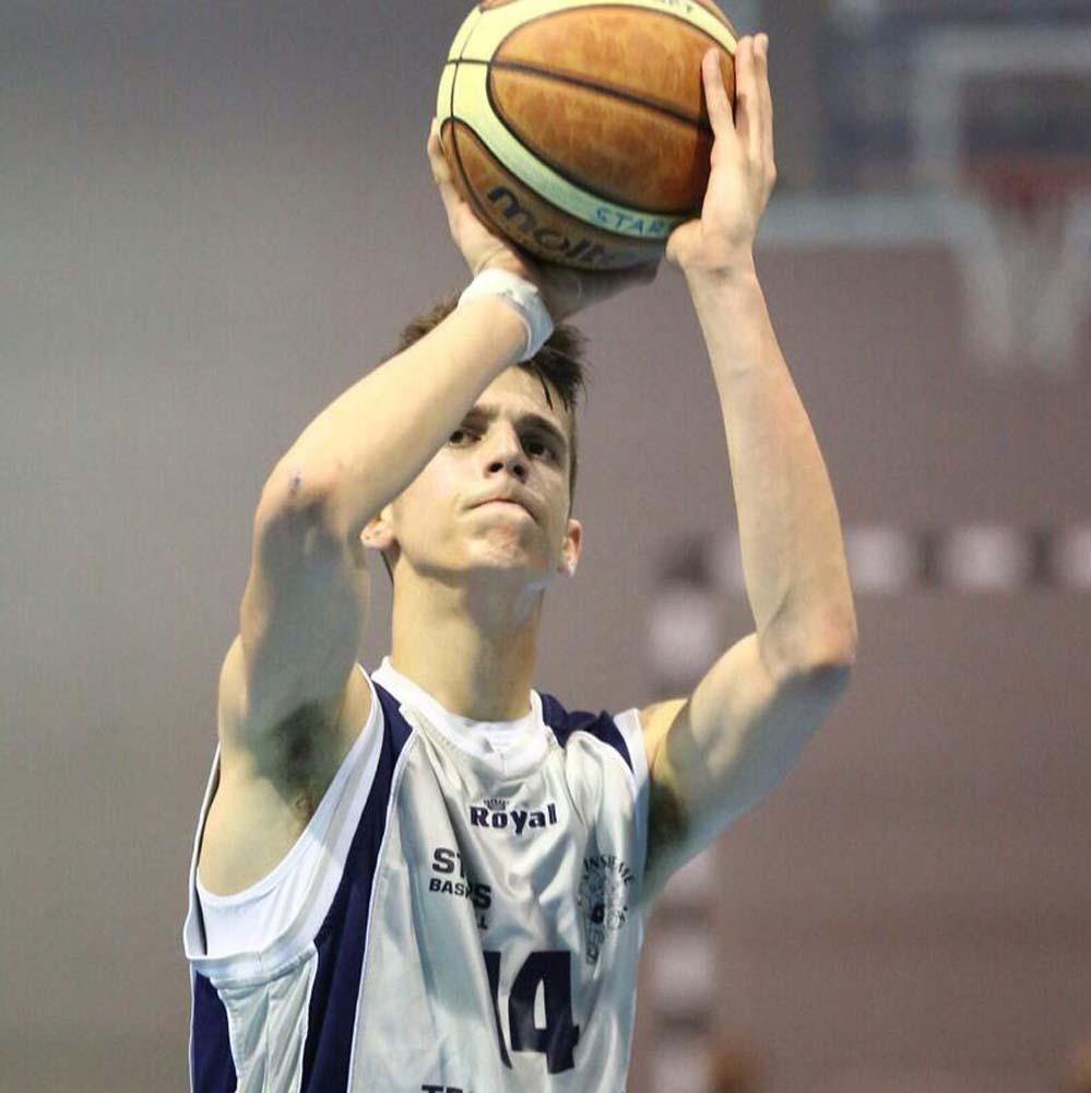 Stars Basket Bologna - Filo Regazzi - tiro libero