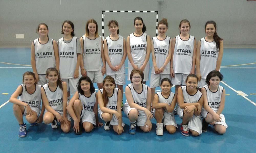 Stars Basket Bologna - U13 femminile 2005