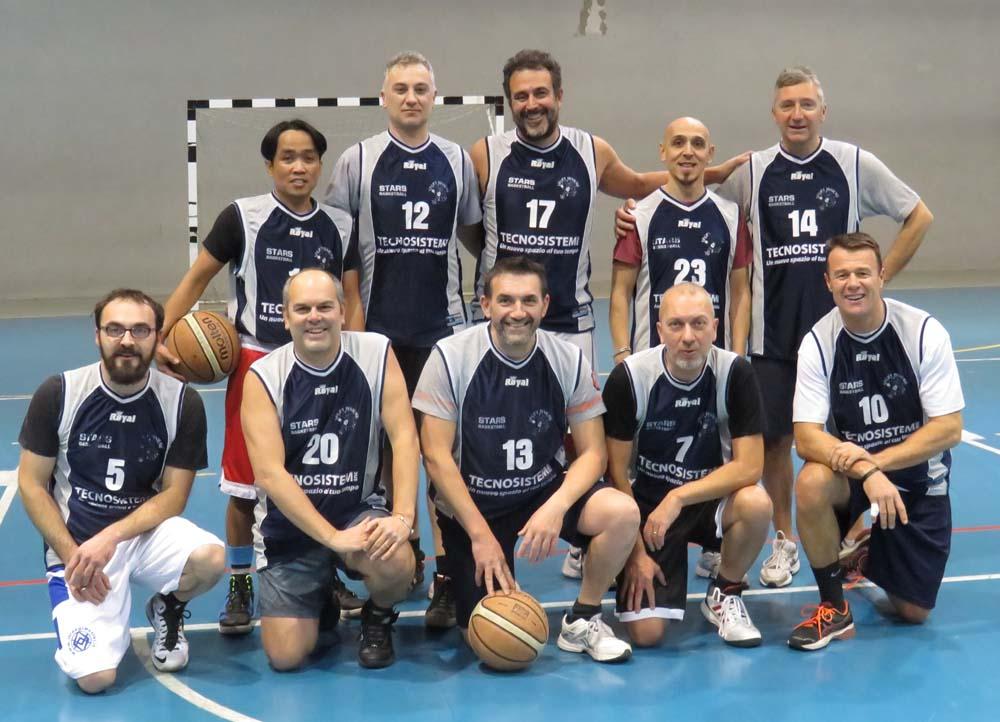 Stars Basket Bologna - Partita Genitori - Figli 2004