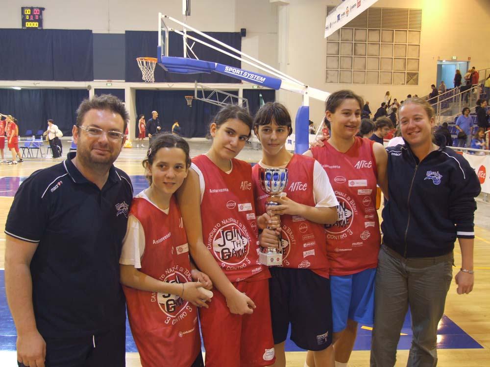 Sport Insieme Finale Nazionale 3 contro 3 - Join The Game - Iesolo - 1995 - Stagione 2012
