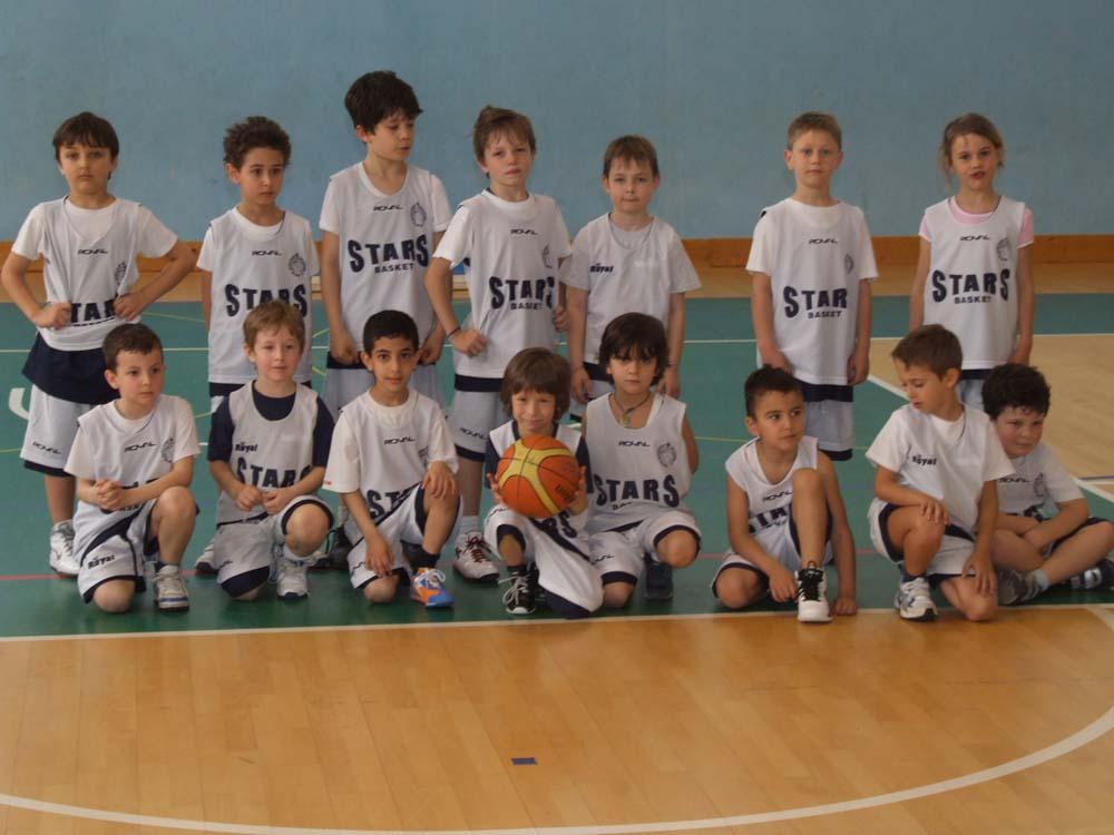 Stars Basket Bologna - Minibasket 2006 - Stagione 2013