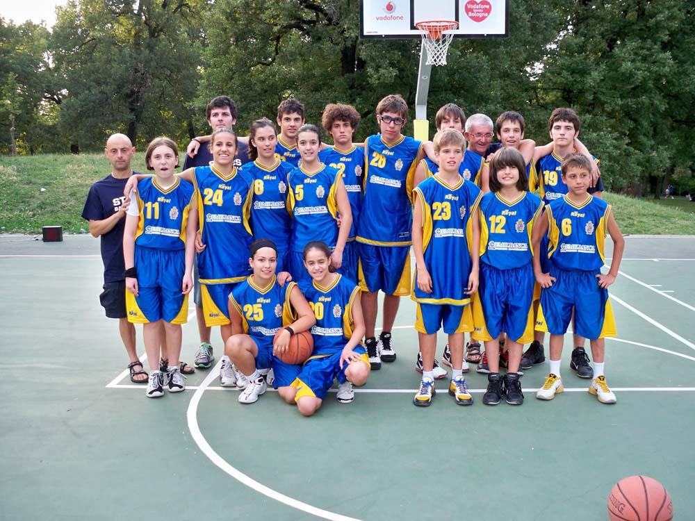 Stars Basket Bologna - Palio dei Quartieri - Sezione NAVILE