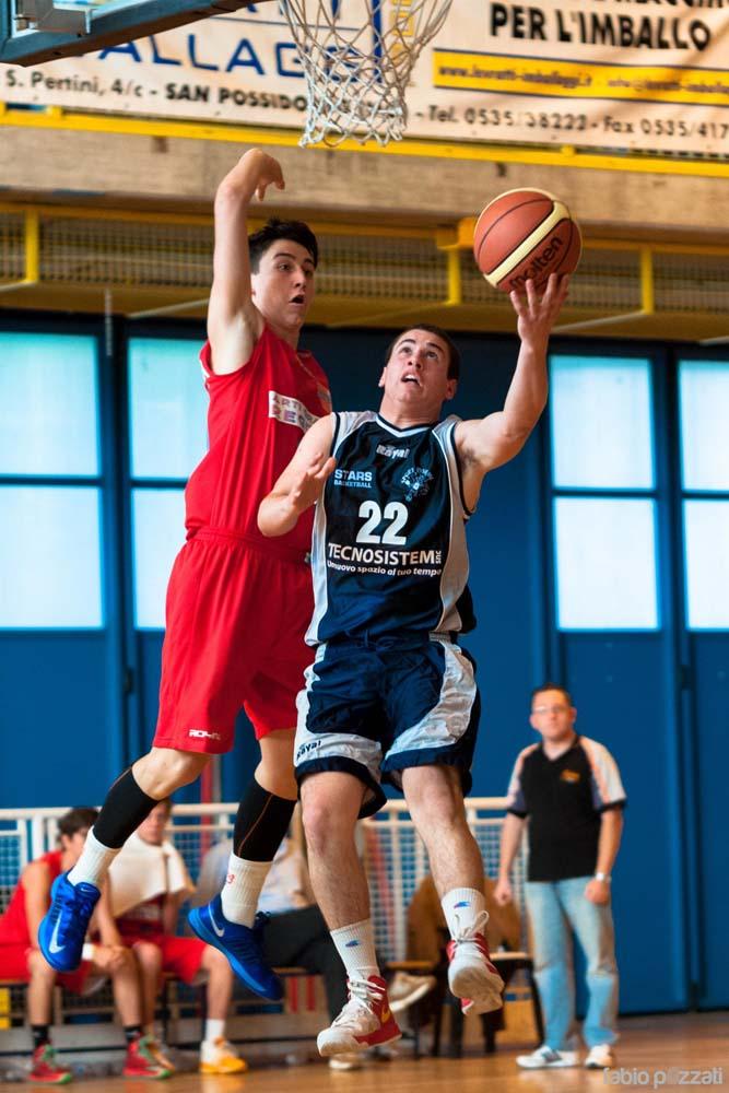 Stars Basket Bologna - Nucci Francesco