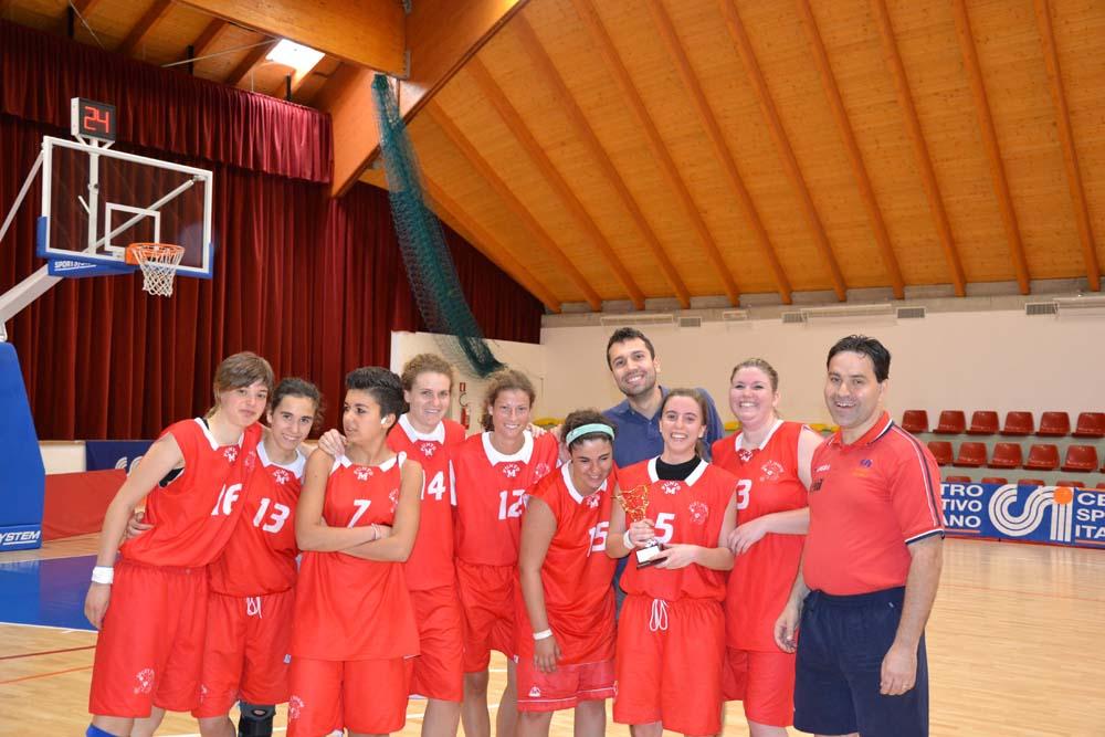 Sport Insieme Femminile - Finali Lizzano - Stagione 2013 - 2014
