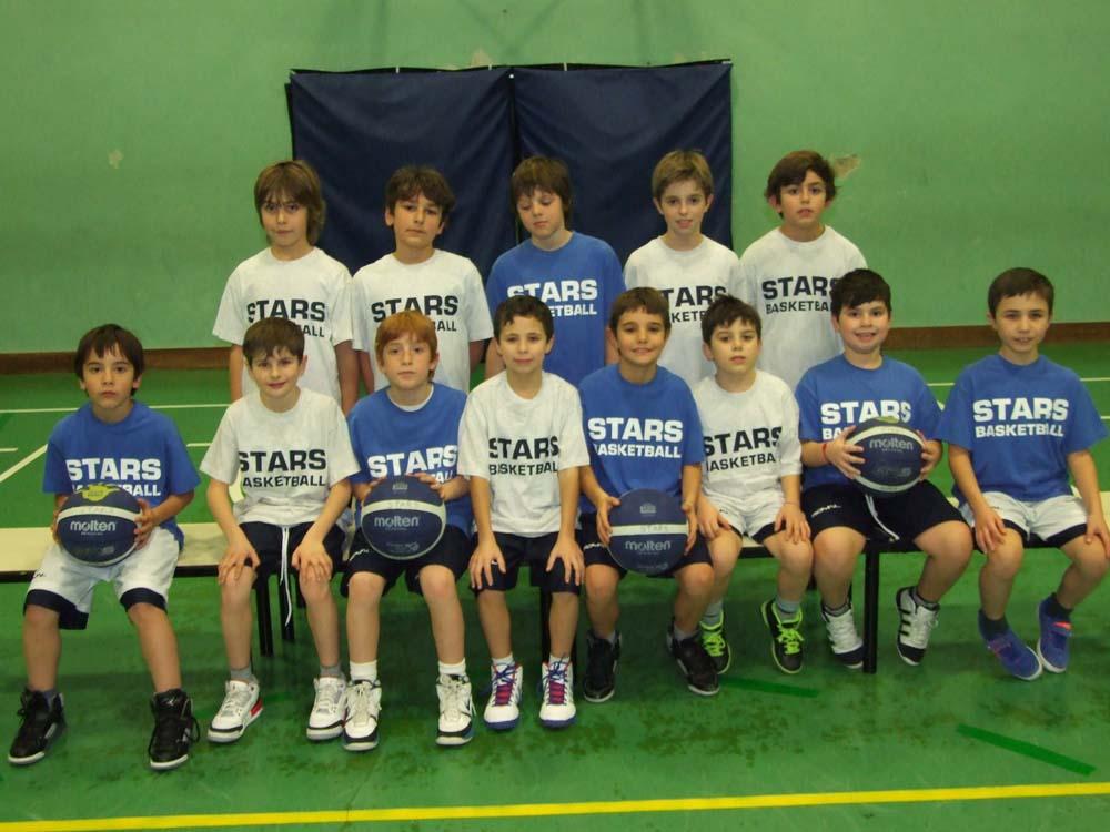 Stars Basket Bologna - Squadra 2003-2004