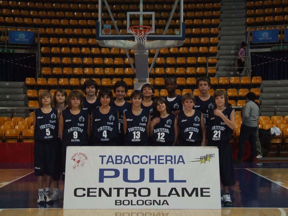 Stars Basket Bologna - U13 - Stagione 2017-2018