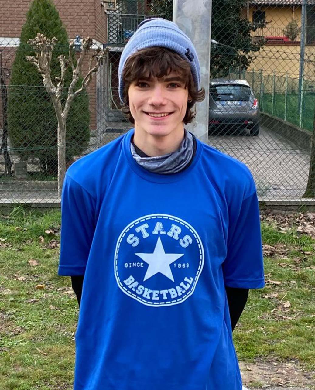 Brunetti Filippo - Under 18