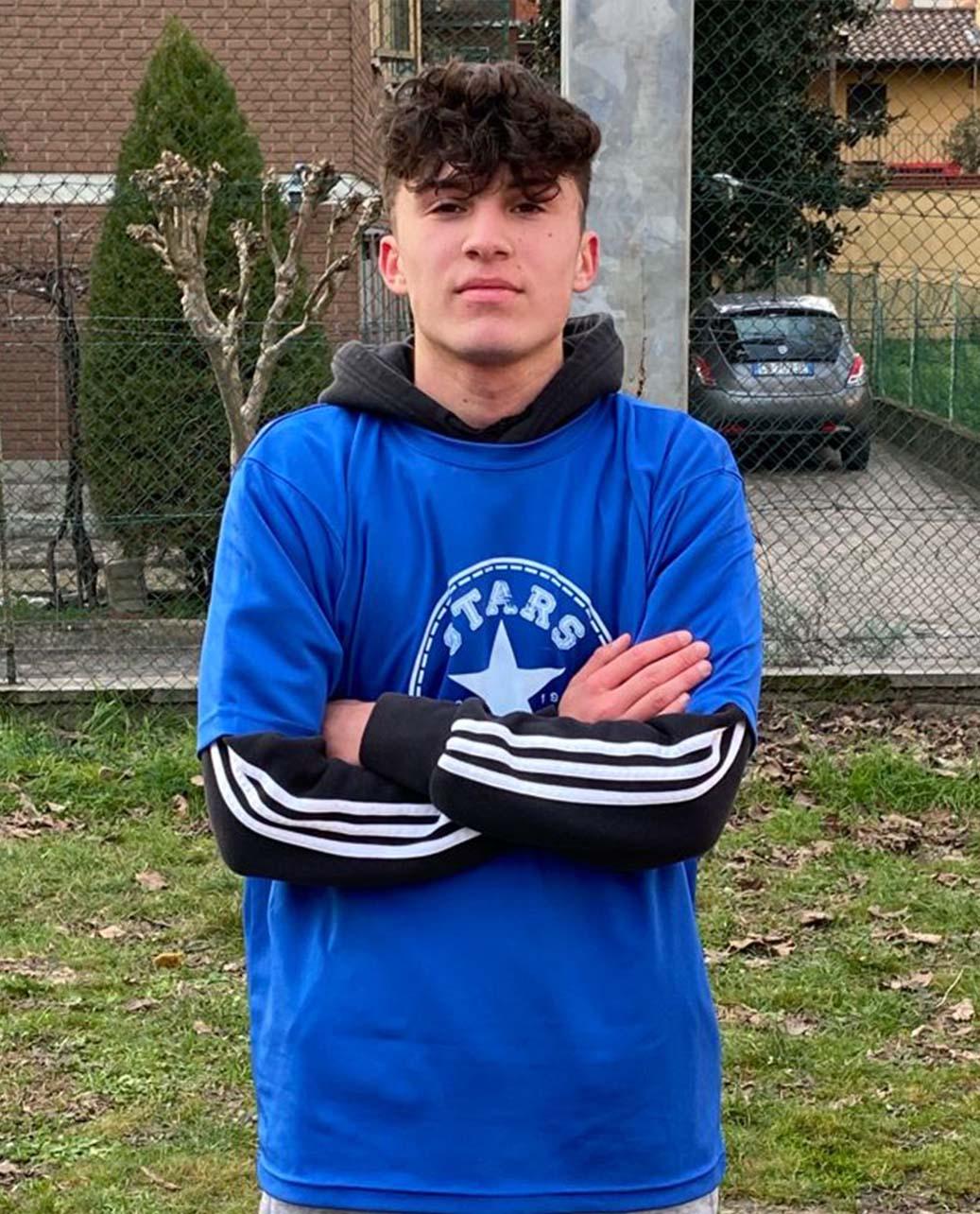 Francesco Bozzoli - Under 18