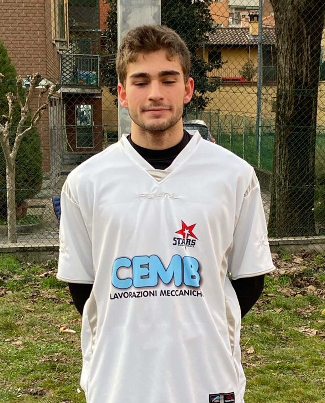 Pietro Sbaiz - Under 18