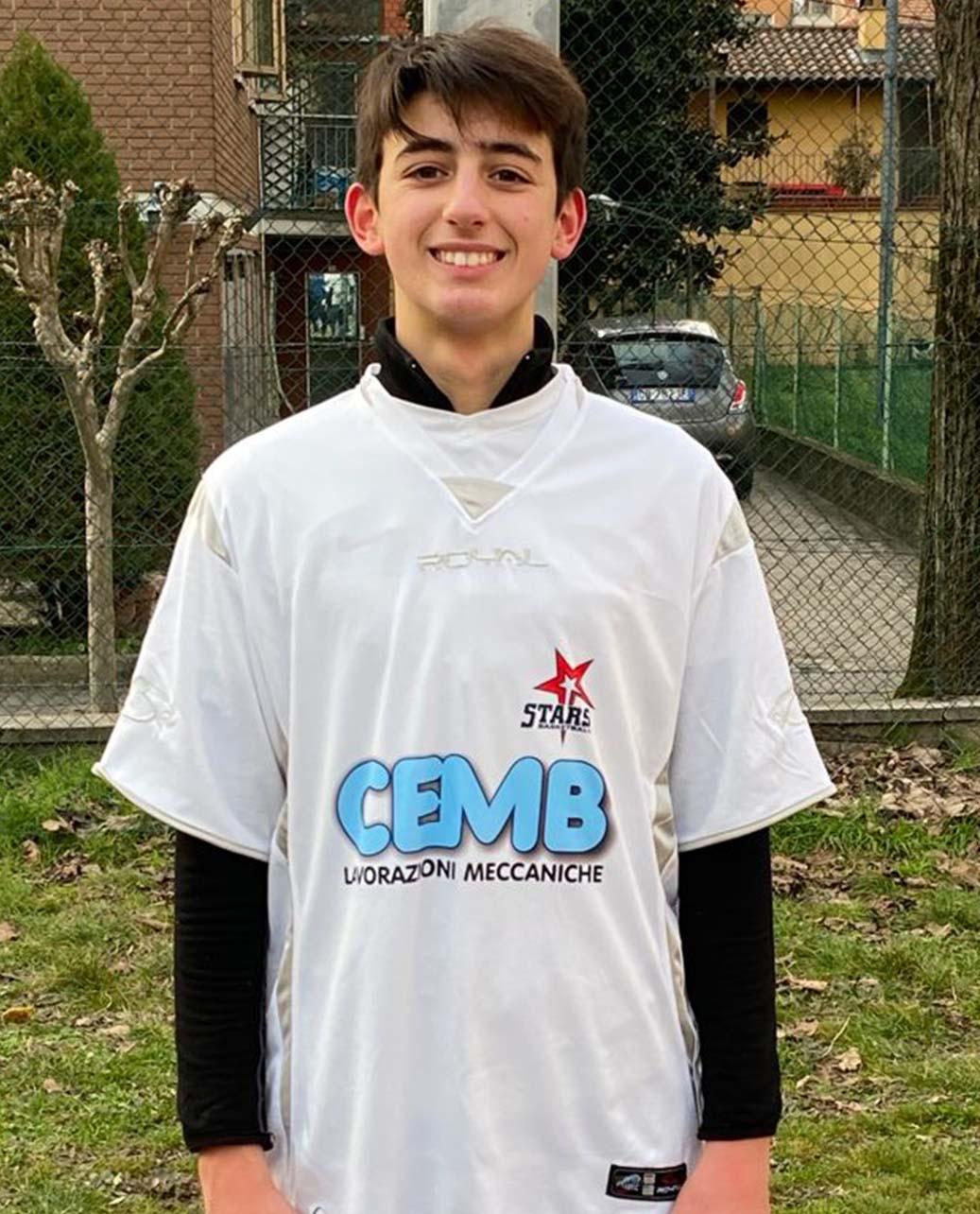 Tommaso Sanna - Under 18