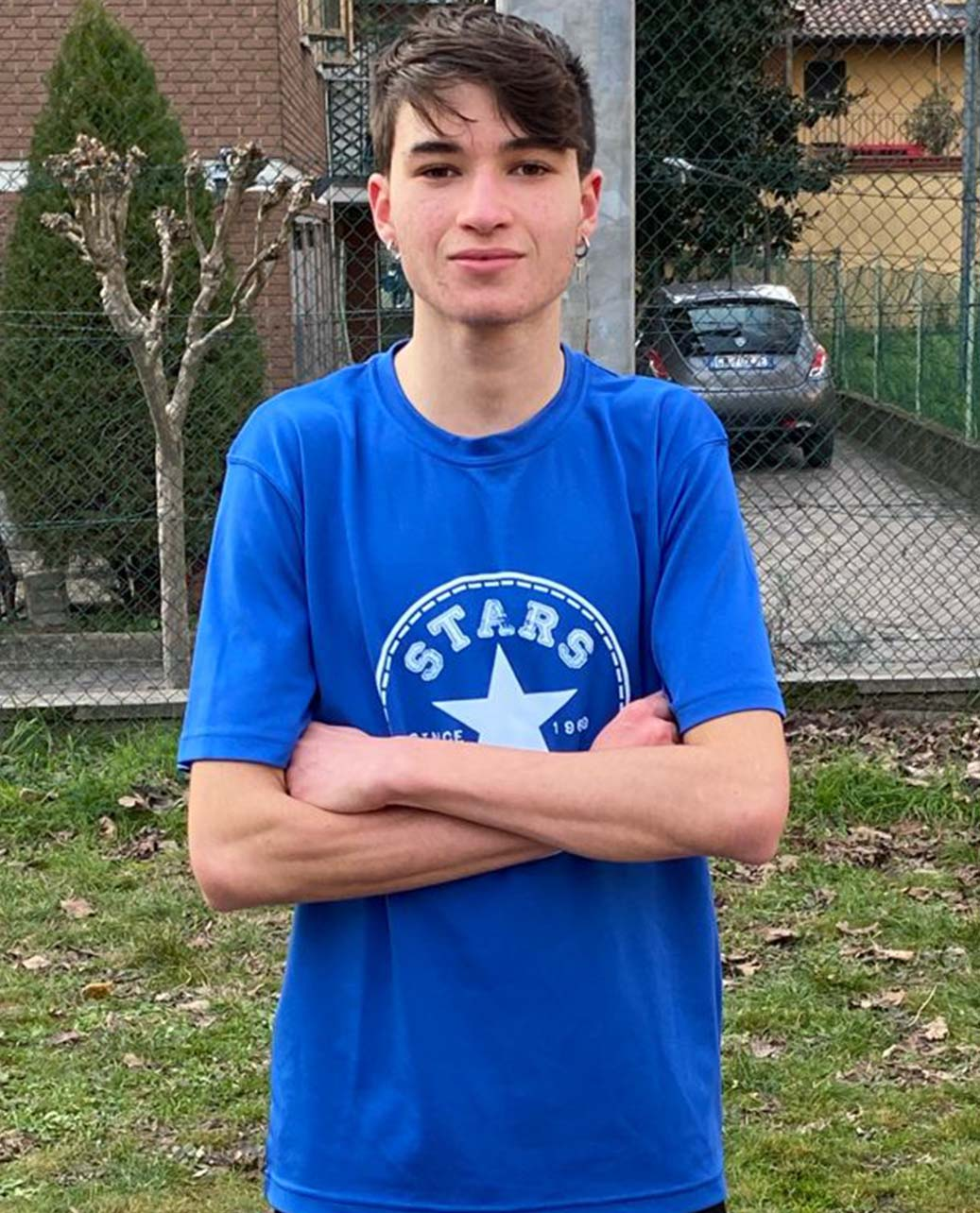 Davide Liverziani - Under 18