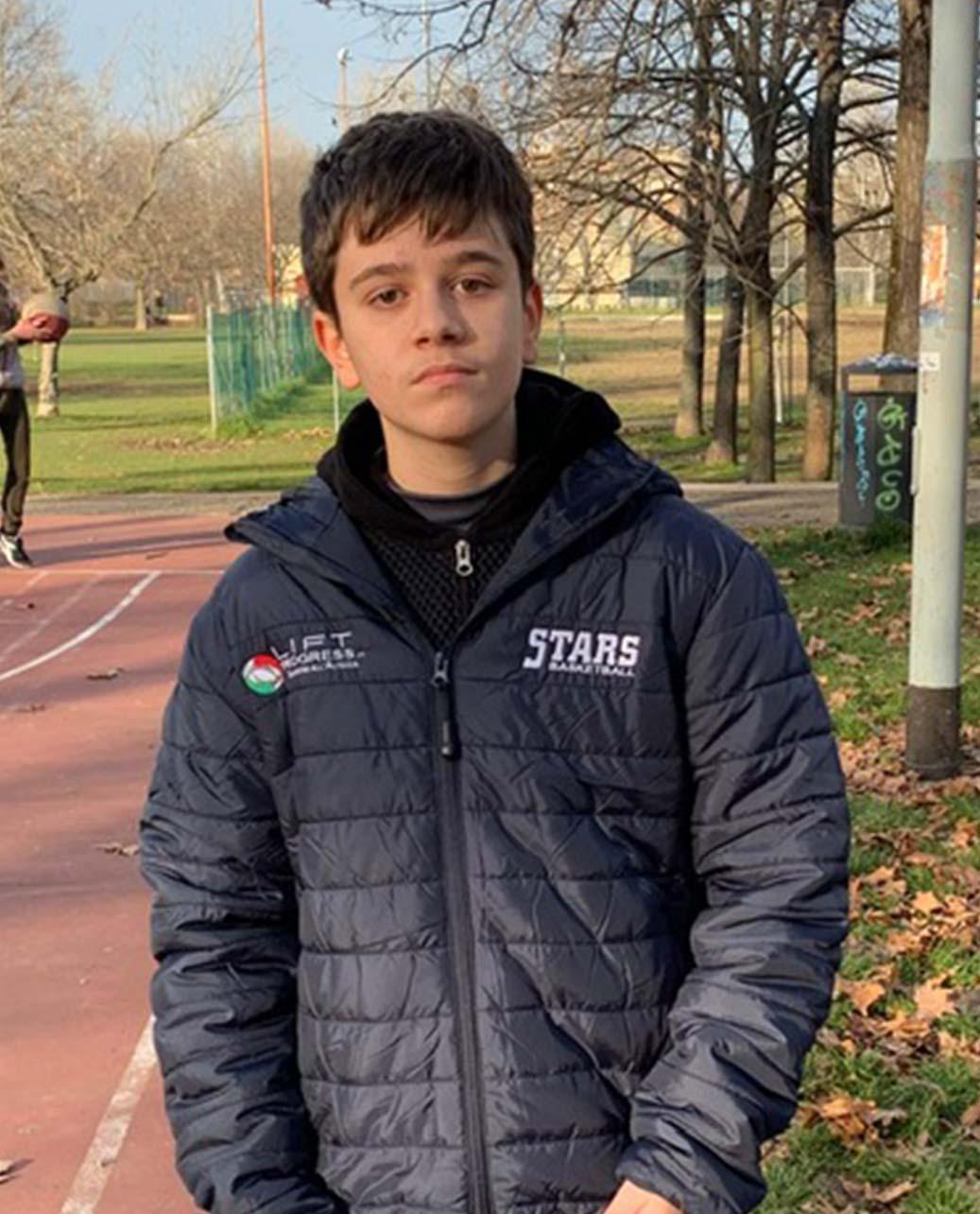 Ansaloni Davide - Under 15