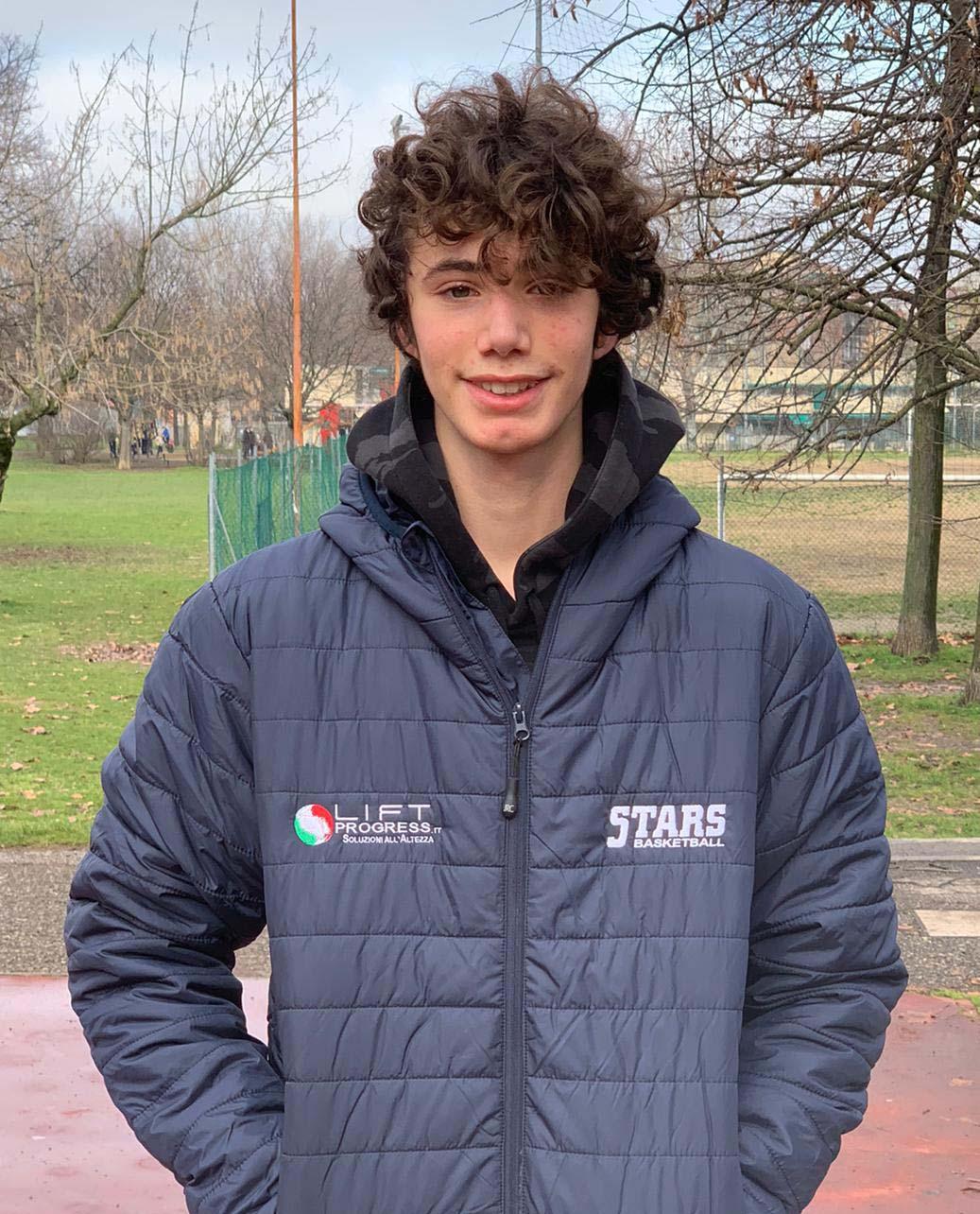 Di Stasi Ludovico - Under 15