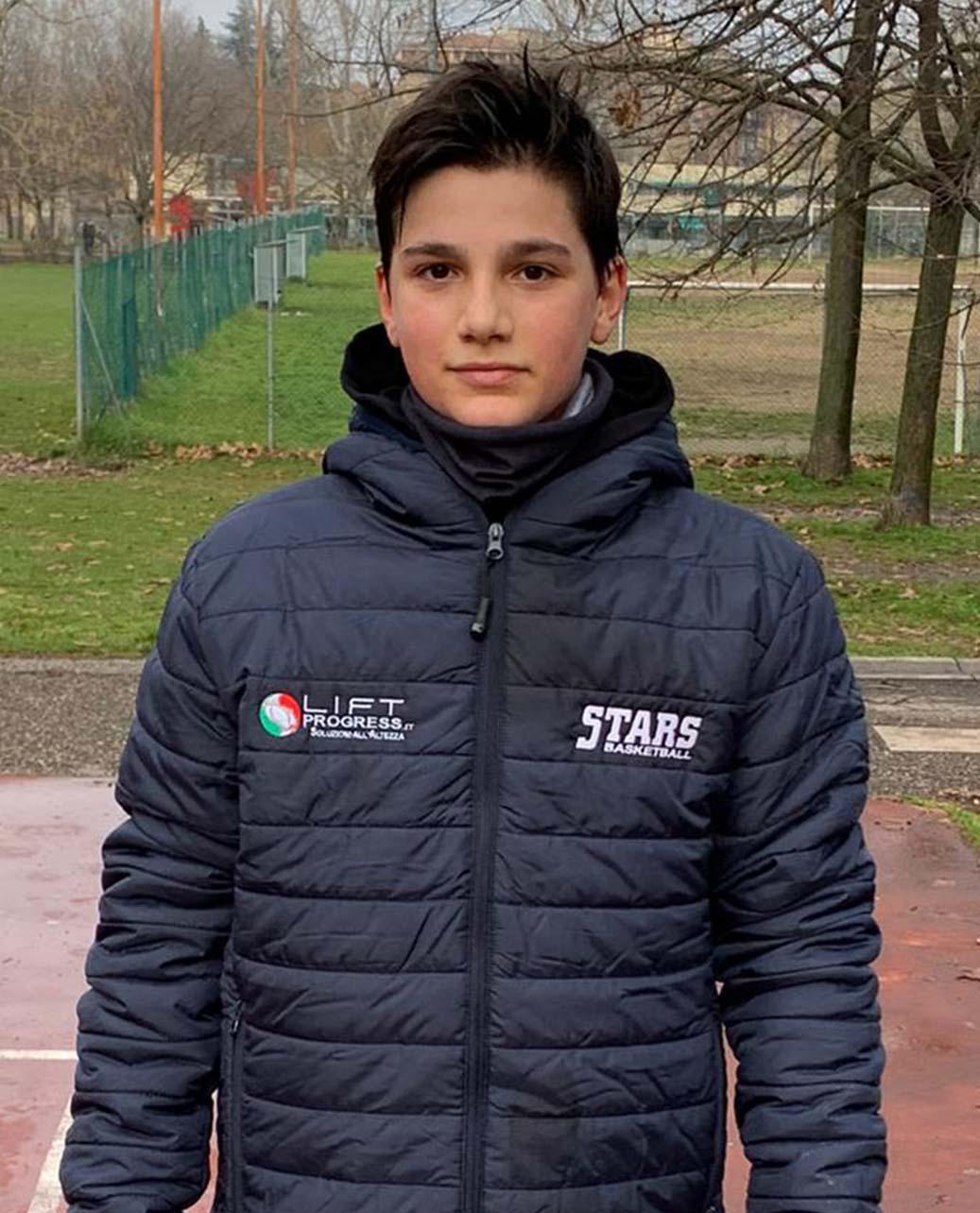 Gualandi Giulio - Under 15