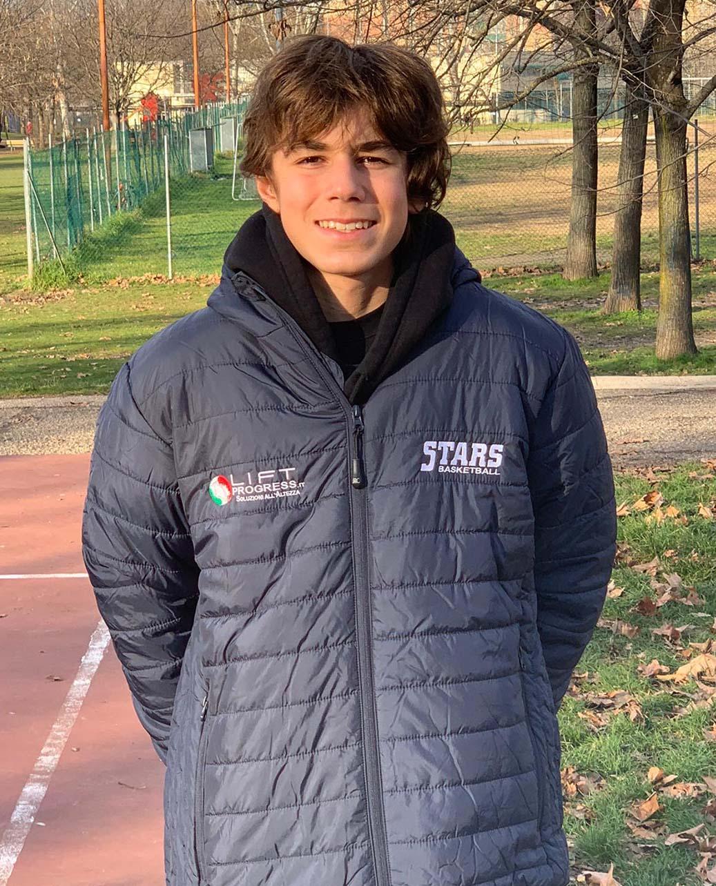 Barbieri Leonardo - Under 15