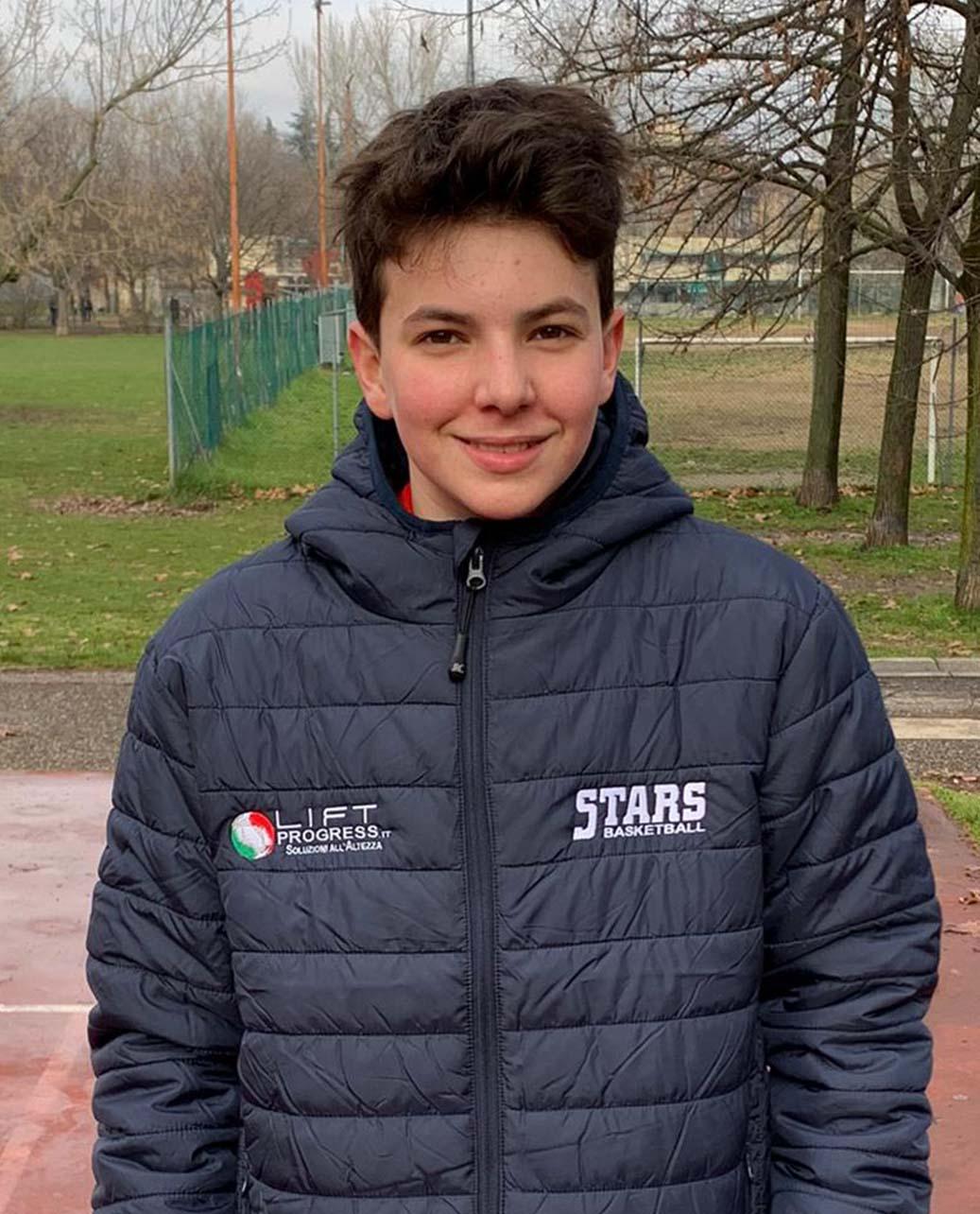Manfredini Davide - Under 15