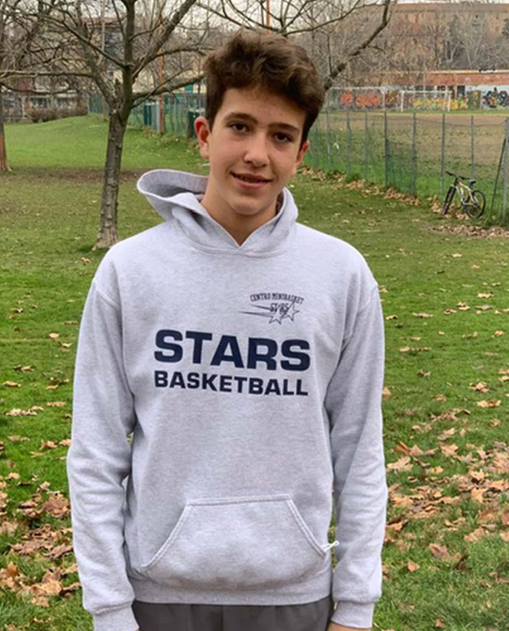 Batacchi Riccardo - Under 15