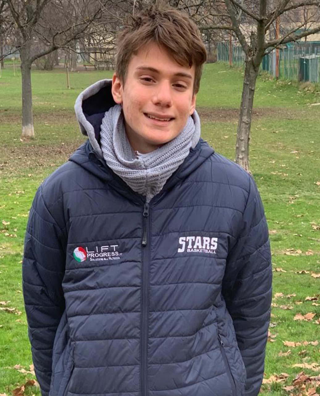 Collina Pietro - Under 15