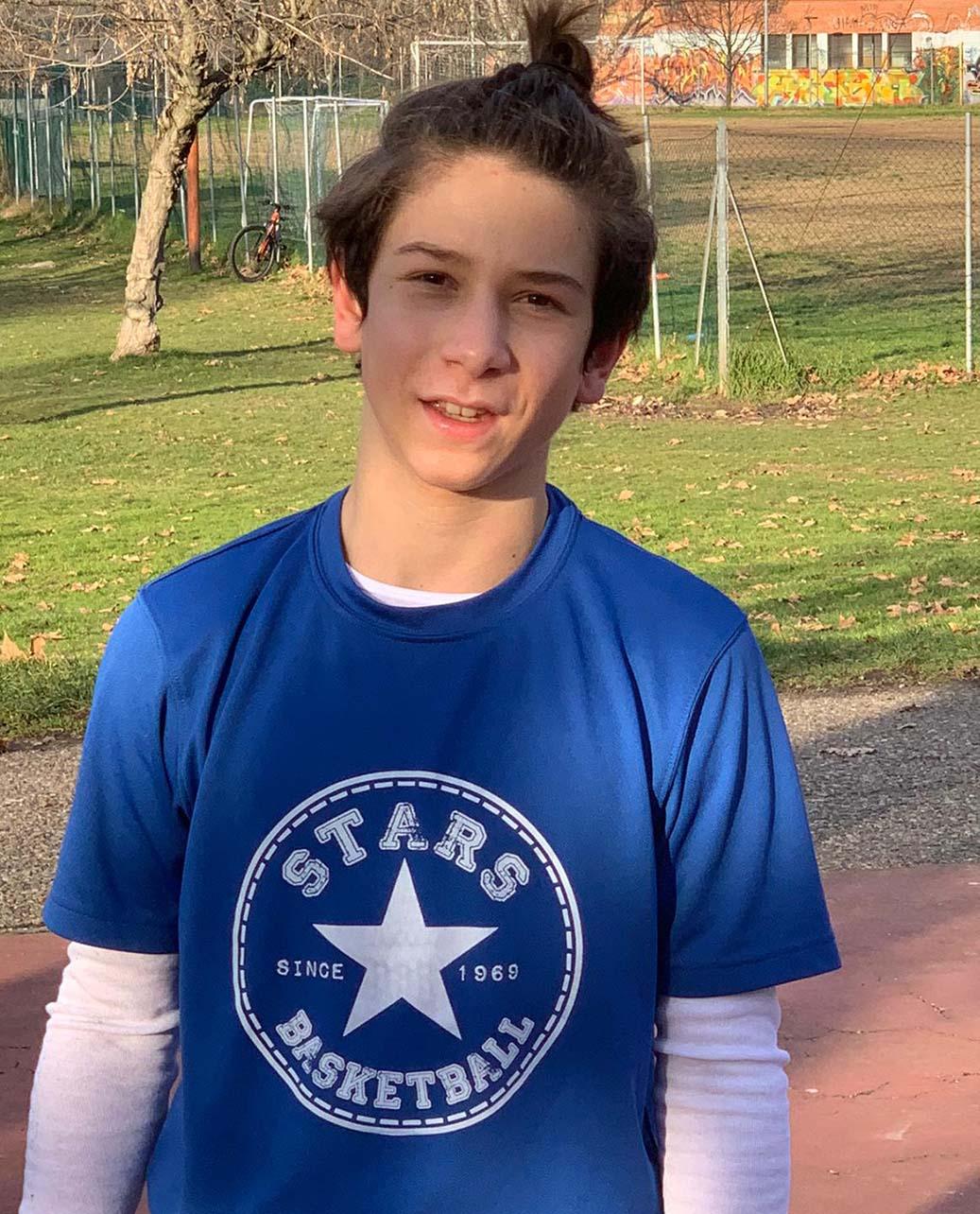 Edoardo Maestri - Under 13