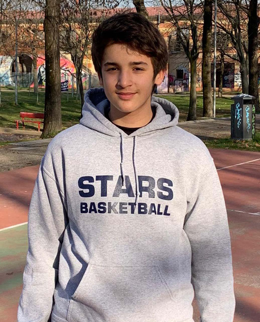 Francesco Mazzavillani - Under 13