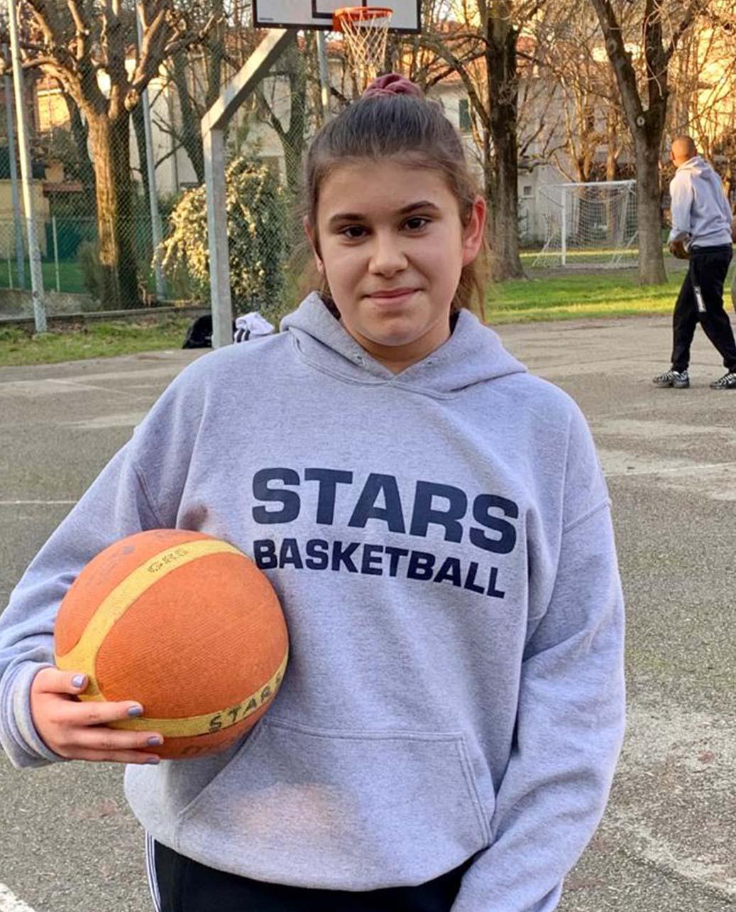 Giulia Iannacone - Under 13
