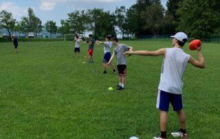 Sestola 2021 - Al campo di football di Roncoscaglia